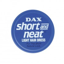 Dax Wax Blue Short + Neat 99g Tin