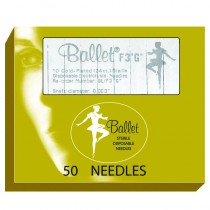 Ballet Needles Gold