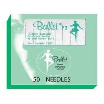 Stainless Steel Ballet Needles 003 (x50)