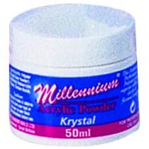 Millennium Acrylic Powder Krystal 50ml
