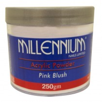 Millennium Acrylic Powder Pink 250ml