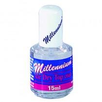 Millennium Air Dry Top Coat 15ml