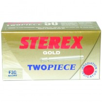 Gold Two Piece Needles F3G Short