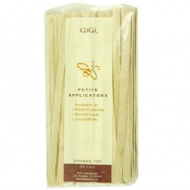 GiGi Accu Edge Spatulas - Small 100 Pack