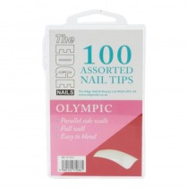 The Edge Olympic Tips x 100 Assorted (Boxed)