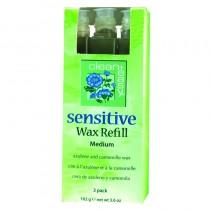 Clean + Easy Sensitive Medium Refill 103g (x3)