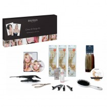 Balmain Professional Starter Hair Extension Kit for Colour and Design 5 CD UK