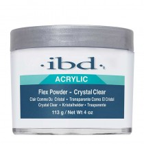 ibd Flex Powder Crystal Clear 4oz/113g
