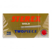 Sterex Gold Two Piece Needles F5G