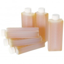 Hive Roller Refills Warm Honey Wax 6 x 80g + 6 Large Roller Heads