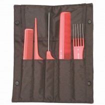 Pro-Tip Comb Set in Mesh Wallet