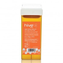 Hive Roller Refills Warm Honey Wax 100g Large Fixed Head
