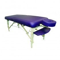 Affinity Deluxe Massage Couch - Purple