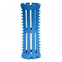 Head Jog Rollers with pins Blue x 12 (20mm)