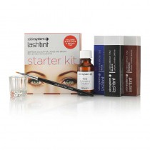 Salon System Eyelash Dye Starter Kit