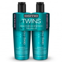 Osmo Deep Moisture Twin Pack 2 x 1 Litre