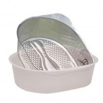 Belava Pedicure Tub White