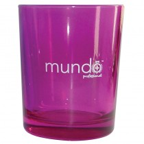 Mundo Disinfection Jar Pink Large 270ml