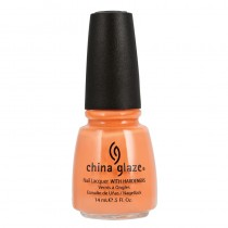 China Glaze Peachy Keen 14ml Nail Polish