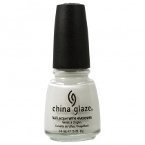 China Glaze White On White 14ml Nail Polish