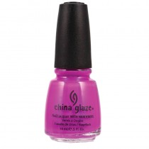 China Glaze Neon Purple Panic 14ml Nail Polish
