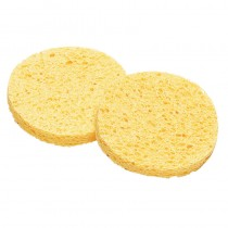 Lotus Essentials Yellow Cellulose Sponge Small x 2