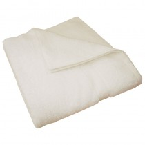 Luxury Egyptian White Hand Towel 50 x 90cm
