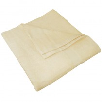 Luxury Egyptian Vanilla Face Towel 30 x 30cm