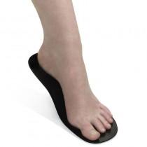 Disposable Foam Sticky Feet Black x 25 Pairs