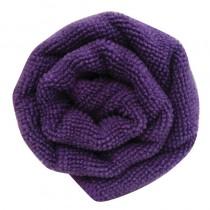 Lotus Microfibre Hair Towel Purple x12