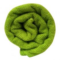 Lotus Microfibre Hair Towel Lime x12