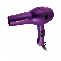 Diva Veloce 3800 Pro Purple Hairdryer 2000w