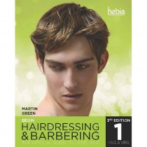 Begin Hairdressing And Barbering NVQ Level 1 3rd Edition Book