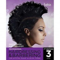 Professional Hairdressing Level 3 7th Revised Edition Book