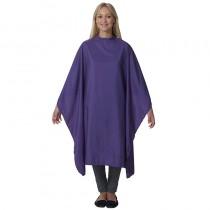Lotus Pop Shot Purple Rain Gown with Popper Fastener