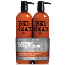 TIGI Bed Head Colour Combat Colour Goddess Tween Duo 750ml x 2