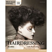Hairdressing Candidate Book with Barbering Units S/NVQ Level 2: Revised 4th Edition
