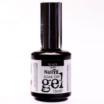 NailFX Soak Off Coloured Gel Polish 15ml