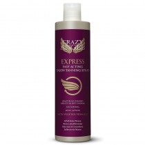 CRAZY ANGEL Express Fast Acting Tan Solution 1 Litre