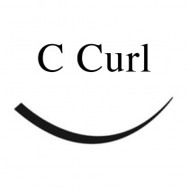 Lash FX C Curl Extra Thick 10mm