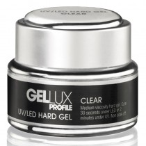Profile Gellux UV/LED Hard Gel Clear 15ml