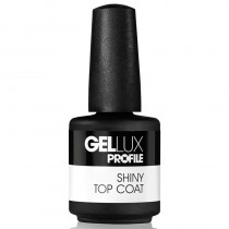 Profile Gellux Shiny Top Coat 15ml Gel Polish