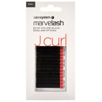 Marvel-Lash 11mm Silky Lashes Aprox. 2960