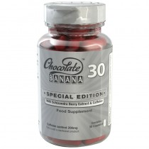 Chocolate Banana Special Edition Slimming Tablets 30 Caps