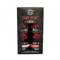 TIGI Bed Head Rockaholic Start Me Up Wash & Care Duo Pack