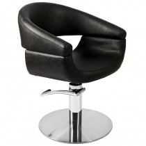 Lotus Chicago Black Styling Chair
