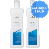 Schwarzkopf Natural Styling Hydrowave Classic Perm + Neutraliser - 2 Coloured Hair 2 x 1 Litre