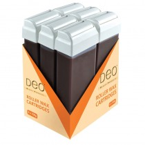 DEO Roller Wax Cartridges 100ml x 6
