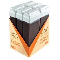 DEO Roller Wax Cartridges 100ml x 6