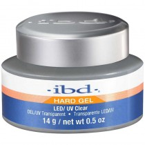 IBD LED/UV Clear Gel 0.5oz / 14g